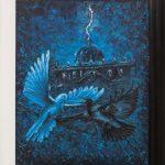 Знаки долі, 50х40,полотно, олія, 2014р._ художник Петр Грицюк