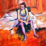 Купить картину-Картины маслом Валентины Петрик