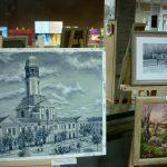Выставка Портала в г. Львов-Картины на выставке