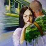 Косариков Дмитрий_Возвращайся_холст, масло,70х90