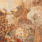 Магия творения, холст, масло, 50х60, 2011г._Татьяна Золотухина
