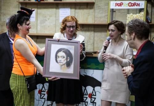 Заказать Портрет для Натальи Бузько ,художник Дмитрий Косариков