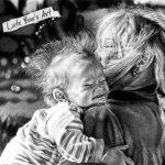 Семейные узы, 30х30, графика, 2013 - Негода Евгения