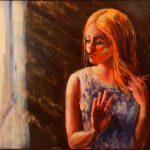 Солнечные лучи_холст,масло, 50х70,Дмитрий Косариков