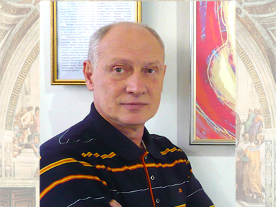Художник Алксандр Шинин