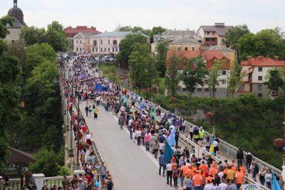 День города Каменец-Подольский