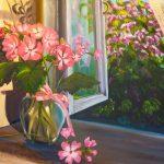Window_холст, масло, Валентина Пилипенко