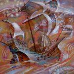 Большому кораблю-большое плавание, Александр Шинин
