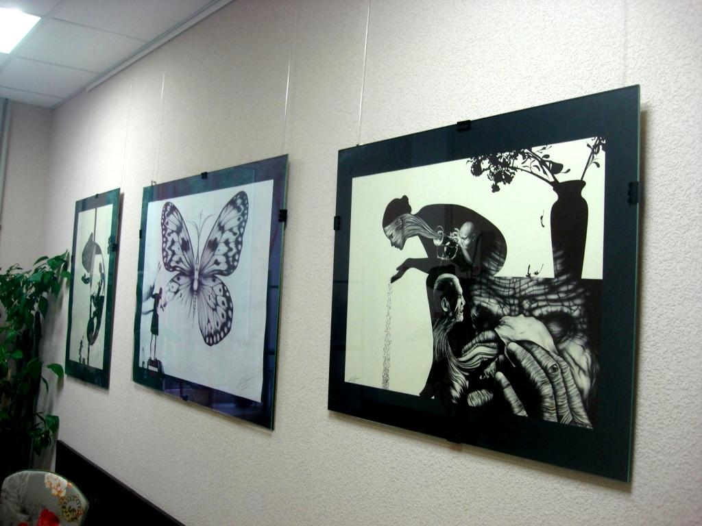 Выставка Графики Тамаза Авалиани