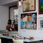 Выставка_Spring is coming !_в Галерее-баре_Au Petit Bruxelles - Bar