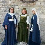 Каменец-Подольская крепость-Королева Бона и фрейлины