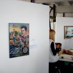 Картины Богдана Кондрука и Александра Яворивского