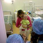 Малыш ждет операцию