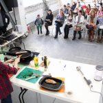 Мастер-класс по кухонным премудростям