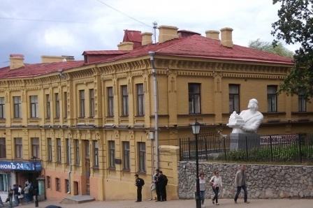 Музей И. Кавалеридзе. г. Киев