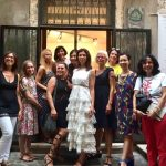 Репортаж из Венеции-На открытии нашей выставки