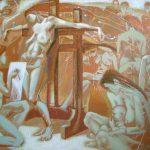 Ода_2006г холст,акрил, 107х145, Шинин Александр