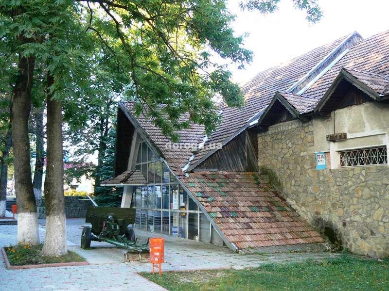 Яремчанський музей.