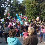 Воздушные шарики желаний