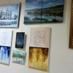 Выставка-Diplomatic collection of painting 2017- картины художников Портала