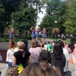 Жизнь вопреки,Благотворительный фонд.парк Шевченко....