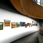Выставка картин художников-партнеров Интернет-проекта _Портал независимых художников.