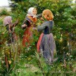 Художник Hans Andersen Brendekilde 4-заказать картину
