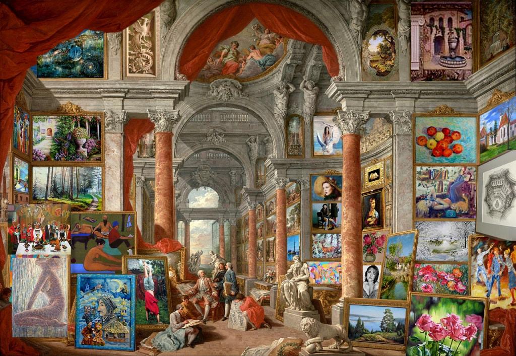 Картина-Конкурс-Всеобъемлющая коллекция