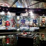 Фотография-Музей хоккея в г.Торонто,Канада2