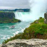 Фото-Ниагарский водопад.Канада1