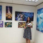 Персональная выставка Анны Стешенко