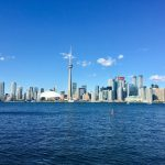 Торонто.Канада.Высота башни 370 метров