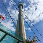 Торонто.Канада.Высота 370 м.