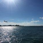 Фотография-Торонто. Посадка.Канада