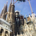 Sagrada Familia, Barcelona1