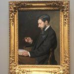 Базиль-1869 г. Художник,импрессионизм