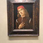 Картина-Ботичелли Сандро,Портрет,доска,темпера,1482-85 гг.