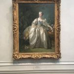 Буше-1766г. Художник,картина