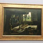 Картина-Ван Гог-Vincent van Gogh Der Weber, 1884 -фото Анны Прохоровой