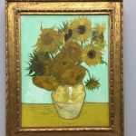 Картина-Ван Гог-Vincent van Gogh Sonnenblumen, 1888