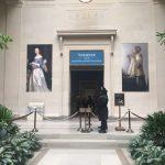 National Gallery of Art (Washington)-Западное здание-Фото-Вермеер-временная выставка