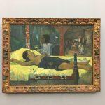 Заказать картину-Гоген Поль-Paul Gauguin Die Geburt - Te tamari no atua, 1896