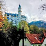 Замок Нойшванштайн,фотоархив Анны Прохоровой-Schloss Neuschwanstein.1