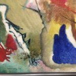 Картина-Кандинский Василий-Импровизация, 1913-Фрагмент -фото Анны Прохоровой
