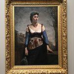 Фото-Коро, Жан Батист Камиль, Агустина-1866 г.