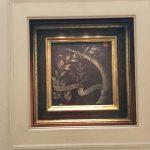 Картина,заказать копию-Леонардо да Винчи,Портрет Джиневры де Бенчи-Обратная сторона портрета-фото А.Прохоровой