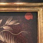 Картина-Леонардо да Винчи,Портрет Джиневры де Бенчи-Обратная сторона портрета
