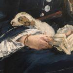 Мане Эдуард-Железная дорога,Фрагмент- 1872—1873