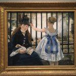 Картина-Мане Эдуард-Железная дорога. 1872—1873