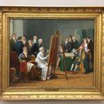 Картина-Мари-Габриэль Капе (1761-1818)
